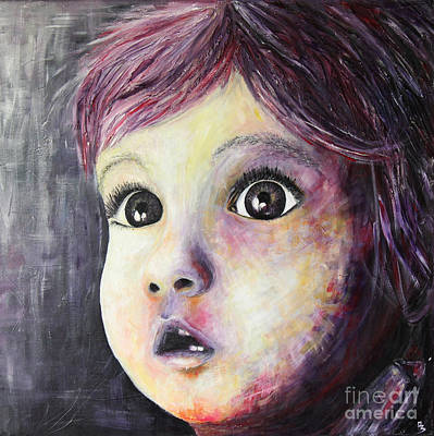 Painting - A Child by Home Art