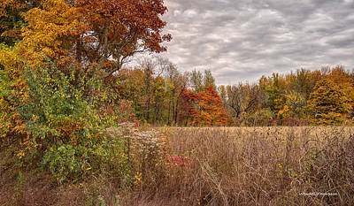 Daviess County Kentucky Photograph - A Colorful Vista by Wendell Thompson