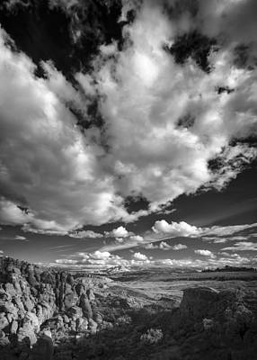 Horizontal Photograph - A Day With Clouds by Jon Glaser