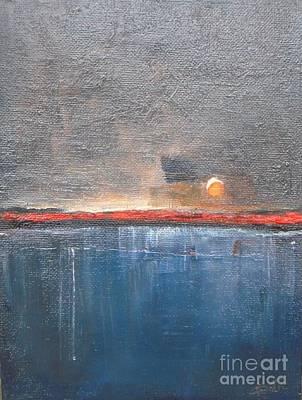 A Glow In The Dark Original by Vesna Antic