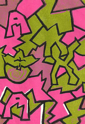A K A Abstract Original by BFly Designs