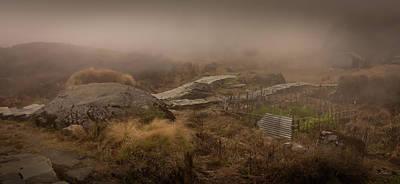Base Path Photograph - A Machhapuchhre Bc Afternoon No.1 by David Melville