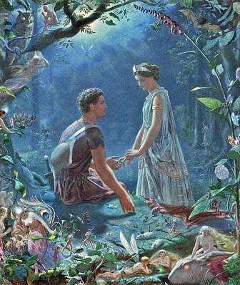 A Midsummer Print by John Simmons
