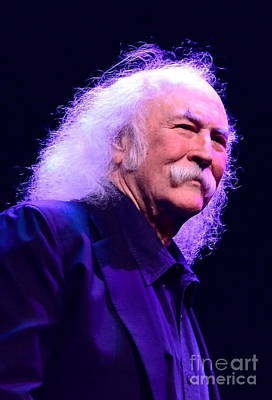 David Crosby Photograph - A Name Remembered by Jesse Ciazza