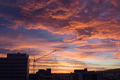 Riddler Photograph - A New Day For Christchurch by Ian Riddler