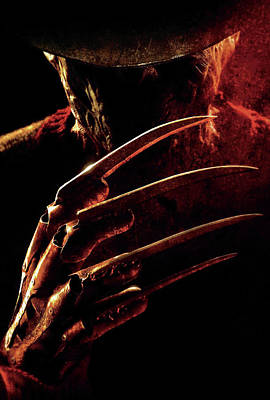 Horror Digital Art - A Nightmare On Elm Street 2010 by Caio Caldas