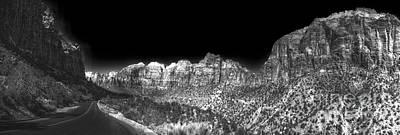 A Path Through Zion Original by William Fields