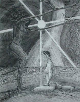 A Place Of Stillness Original by Mark Johnson