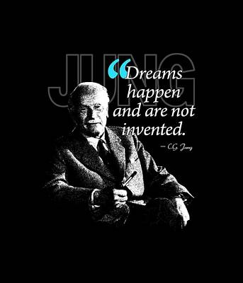 A Quote From Carl Gustav Jung Quote #34 Of 50 Available Print by Garaga Designs