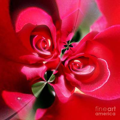 A Rose By Any Other Name Original by Blair Stuart
