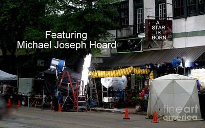 St Charles Avenue Photograph - A Star Is Born Michael Joseph Hoard by Michael Hoard
