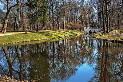 Perfect Photograph - A Walk In The Park Lazienki Warsaw by Carol Japp
