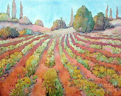 Painting - A Way Of Life by Joyce Hicks