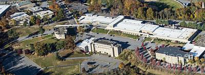Coman Photograph - Ab Tech - Asheville-buncombe Technical Community College  by David Oppenheimer