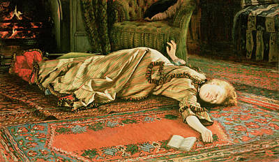 Kathleen Painting - Abandoned by James Jacques Joseph Tissot