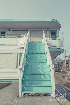 Portsmouth Photograph - Abandoned Motel by Edward Fielding