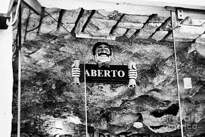 Aberto Photograph - Aberto by Marco Sadio