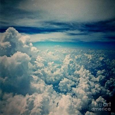 Arial View Photograph - Above It All by Sarah Labadie