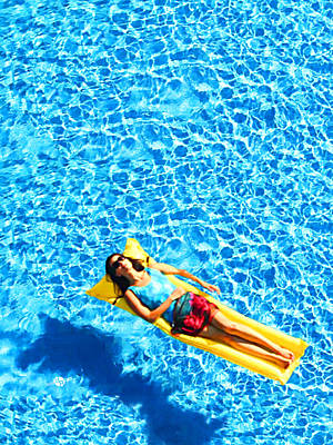 What The Summer Sun Sees 4 Original by Tony Rubino