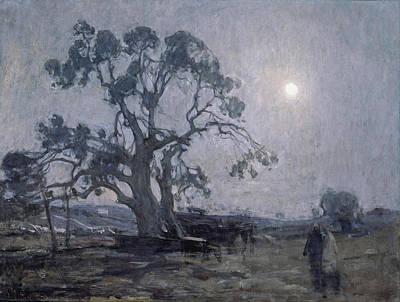 Henry Ossawa Tanner Painting - Abraham's Oak by Henry Ossawa Tanner