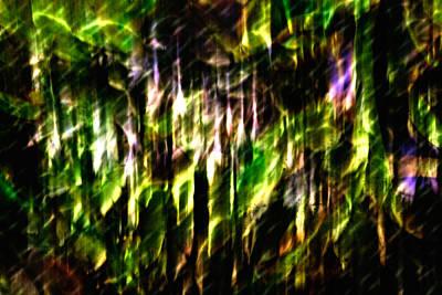 Abstruse Photograph - Abscond Squall by Scott  Wyatt