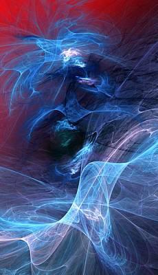 Abstract Digital Digital Art - Abstract 111610 by David Lane