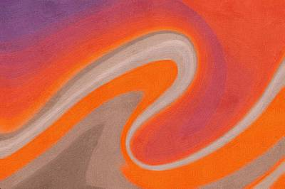Digital Pastel Painting - Abstract 19 by Art Spectrum