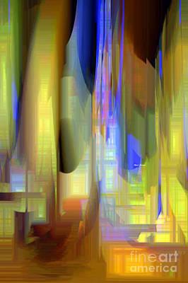 Art To Wear Digital Art - Abstract 9402 by Rafael Salazar