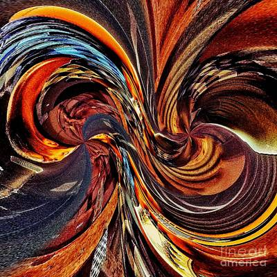 Abstract Delight Original by Blair Stuart