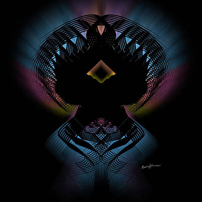 Abstract Design 5 Print by Anthony Caruso