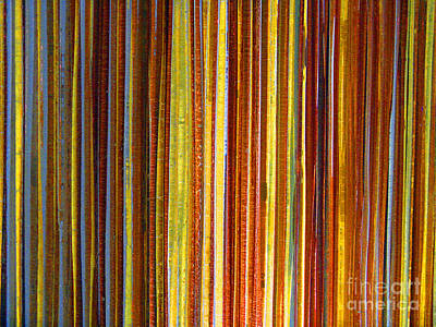 Abstract No.2  Print by Mic DBernardo