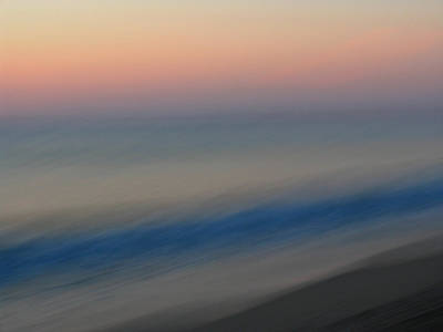 Nauset Beach Photograph - Abstract Seascape 1 by Juergen Roth