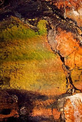 Abstract Walls Print by Az Jackson