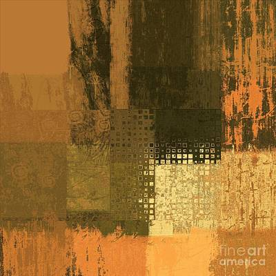 Abstract Wall Art Digital Art - Abstractionnel - Ww43j121129158 by Variance Collections