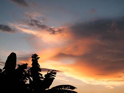 Abuja Sunset Print by Hakon Soreide