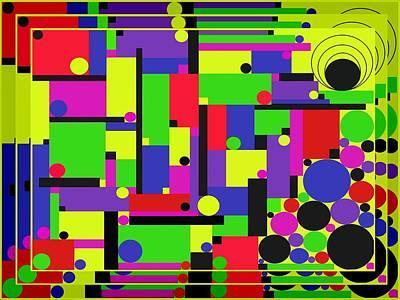 Mixed Media - Abundance by Steven Peters