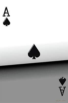 Ace Of Spades   Original by Serge Averbukh