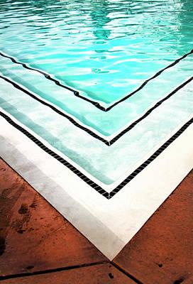 Ace Pool Print by William Dey