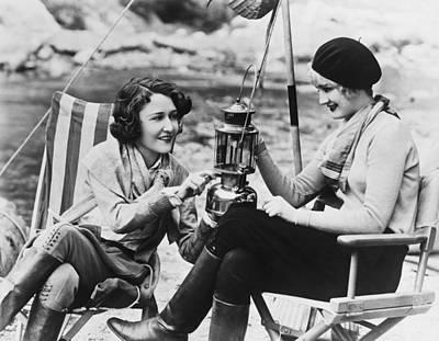 Bonding Photograph - Actress Dorothy Sebastian by Underwood Archives