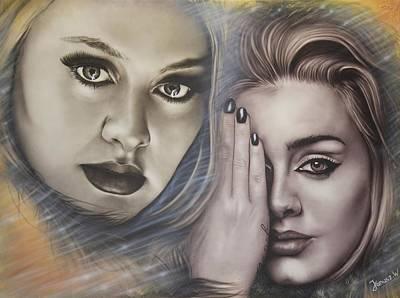 Adele Original by Janusz Wrobel