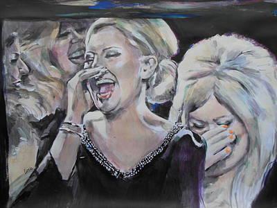 Adele Soundalike Contest Original by Lucia Hoogervorst