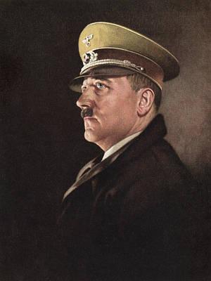 Photograph - Adolf Hitler, Ca. 1930s by Everett