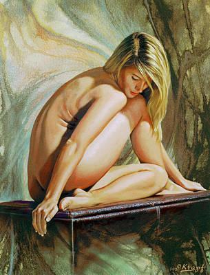 Adrina Original by Paul Krapf