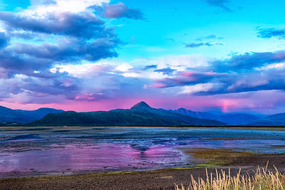 Pink Clouds Photograph - After The Storm by Tor-Ivar Naess