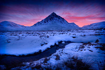 Afterglow Print by Peter OReilly