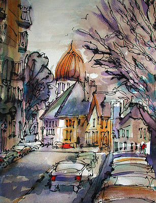 Afternoon Delight Original by John Mabry