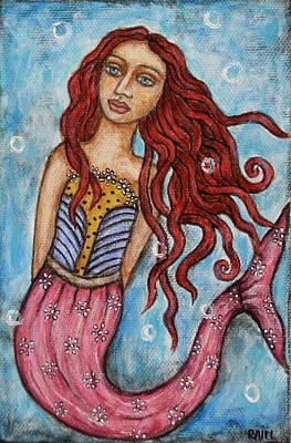 Agatha Print by Rain Ririn