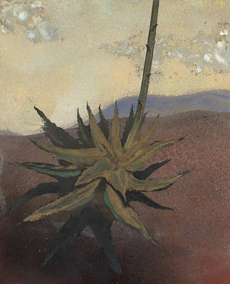 Agave Print by Fred Chuang