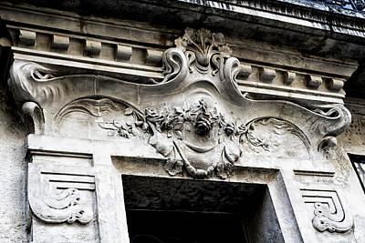 Agen Architecture Print by Georgia Fowler