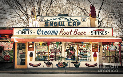 Hot Dog Stands Photograph - Ah - Such Sweet Memories by Sandra Bronstein